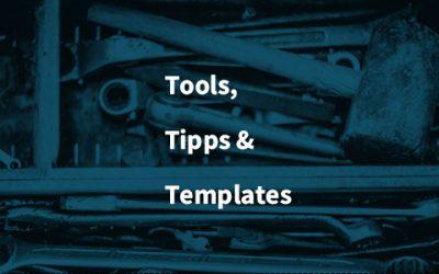 Tools, Tipps & Templates: Stylesheet-Vorlage